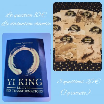 Le yi-king divination chinoise